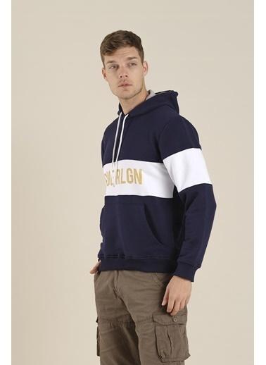Oksit Louis True Regulation Polar Sweatshirt Siyah